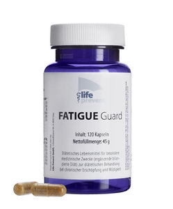life prevent FATIGUE Guard IVTP